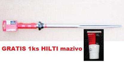 Picture of Hilti sds-max špič TE54 TE55 TE56 TE56ATC TE60 60ATC TE70 TE75 TE76 TE80 TE500 505 amazivo