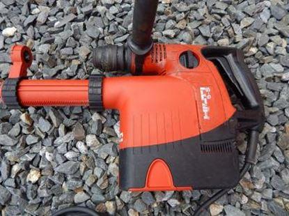 Image de HILTI TE 6S TE6S vrtací lehké kladivo po GO 6mes pod te 5 7 16 odsavani kufr GRATIS