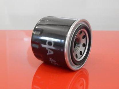 Picture of olejový motorový filtr do Hitachi EX 16-2 B EX16 2B EX16.2B EX162B s motorem Kubota D1105 Ölfilter масляный фильтр olajszűrő filtro de aceite مصفاة النفط filtre à l'huile oil filter suP