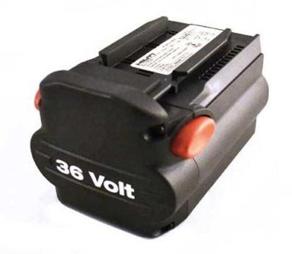 Picture of originál HILTI akumulátor B 36 2,4 NiCd baterie do TE 6-A NiCd TE6A-Nicd B36 2,4Ah