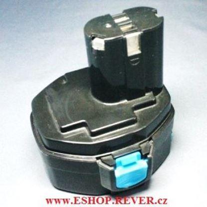Obrázek akumulátor MAKITA 18 V 2.1 Ah NiMh DWA 6343 DWB náhradí originál baterie
