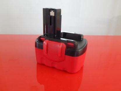 Image de akumulátor Ni-Cd 14,4V 2Ah 14,4/2Ah do Bosch nářadí nahradni