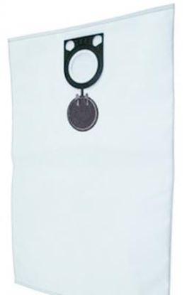 Obrázek Berner IS AR-1225 textilní filtrační sáček nahradí original vak vysavač Polyester