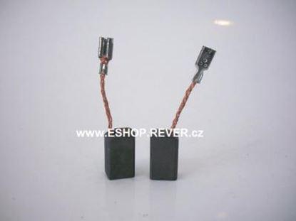 Picture of Black Decker uhlíky BD 252 A BD 255 A P 1121 A P 1221 A P 1224 A