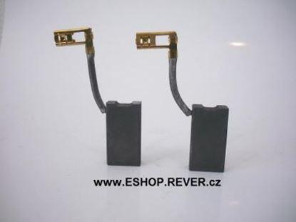 Picture of Black Decker uhlíky M1800 P1804 LA TA P 1805 P 1808 A KG 2023A
