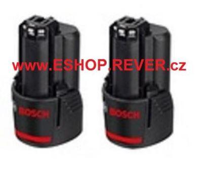 Obrázek Bosch akumulátor 10,8 V Li 1,3 Ah PSR PMF AKCE cena za 1ks