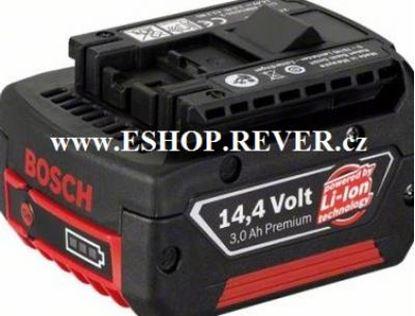 Obrázek Bosch akumulátor 14,4 V Li 3,0 Ah 14,4V 3000mAh original Bosch