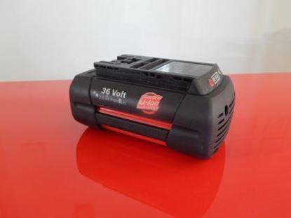 Obrázek Bosch akumulátor 36 V Li 2,6 Ah GBH GSR GSB AHS GKS AKCE