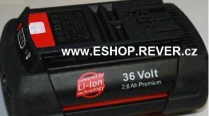 Obrázek BTI akumulátor 36 V Li 2,6 Ah nahradí original baterie AKCE