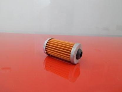 Image de palivový filtr do Hitachi EX30-2 kubota motor V1505 do RV3/97