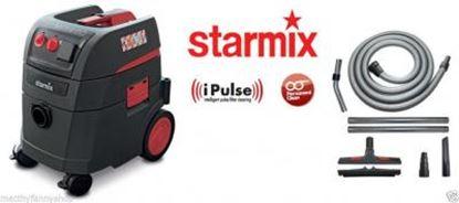 Image de pro HILTI nářadí průmyslový vysavač STARMIX ISP iPulse ARDL 1435