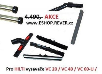 Image de pro Hilti vysavač VC 20 40 60 hubice nerez trubice zahnutá trubi