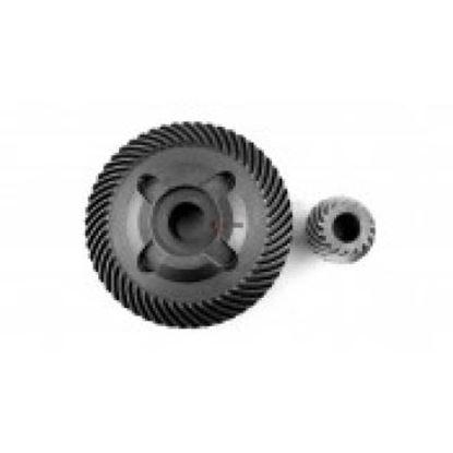 Picture of převod do Bosch 230mm GWS 19-180 19-230 20-180 20-230 21-180 21-230 JS nahradí 0381 mazivo