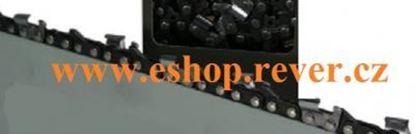 Image de 105cm Řetěz 3/8 135 TG 1,6 mm Stihl MS461 MS 461 kulatý zub GRATIS OLEJ pro 5L paliva