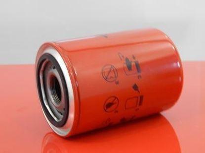 Obrázek hydraulický filtr do Fiat Hitachi minibagr FH 16.2 B FH16.2B motor kubota D1105