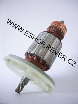 Image de ancre rotor hilti TE54 te 54 remplacer l'origine / kit de service de maintenance de réparation haute qualité / balais de charbon et huile gratuit + 2 roulement à billess
