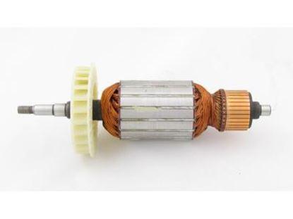 Image de ancre rotor ventilateur Hitachi G18SG G23SC2 G18SE2 G23SE G23UB remplacer l'origine / kit de service de maintenance de réparation haute qualité / balais de charbon et graisse gratuit