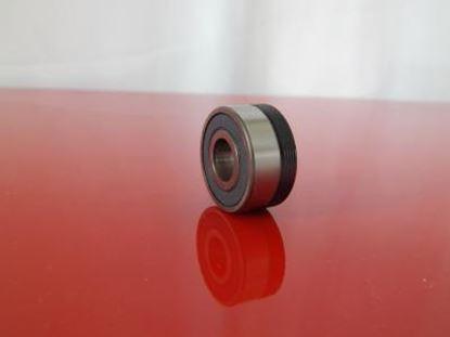 Bild von Kugellager für Anker Rotor HILTI TE 40 TE40 TE40AVR ersetzt original (ekvivalent) Wartungssatz Reparatursatz Service Kit hohe Qualität Fett und Kohlebürsten GRATIS