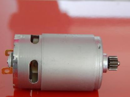 Bild von motorek do Makita KC-A 62987 486 K-3K049C073 nahradí original aku DC motor 14,4V