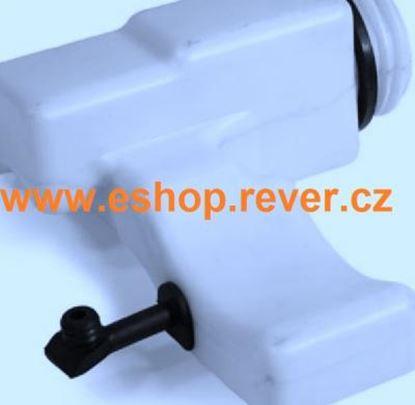 Obrázek olejová nádrž a hadička a filtr nd Stihl 018 MS 180 MS180