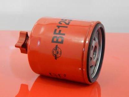 Bild von palivový filtr do Bobcat 463 Kubota motor D 1005-E2B