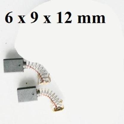 Image de uhlíky Makita HR 2440 F Kartáče 1kompl. sada uhlíků HR2440 HR2440F