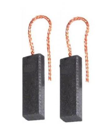 Image de uhlíky pračka pračkové 5x12 ,5x30mm Zanussi VA 5035 5045 5055 5065 900 5068 174 200 SG 346