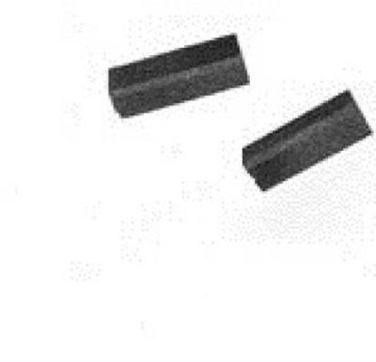 Image de uhlíky uhlík kartáče do DREMEL 90931 naradi 400 nahradí 2610907940 5x5