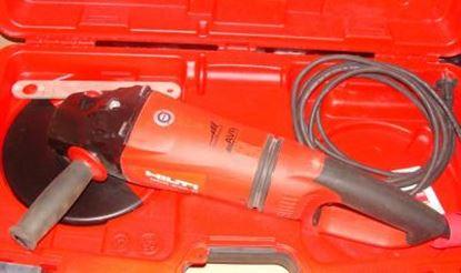 Bild von uhlová bruska Hilti DCG230D DCG 230mm použitá 20ks kotoučů