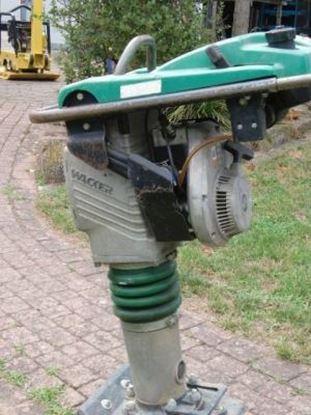 Image de Vibrační pěch Wacker BS500 BS 500 použitý servis prohlídce WM 80