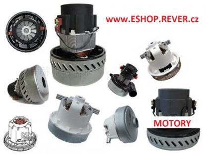 Obrázek Sací motor turbína vysavač Bosch GAS25 GAS50 GAS50-M GAS 25 50 50-M a vak GRATIS