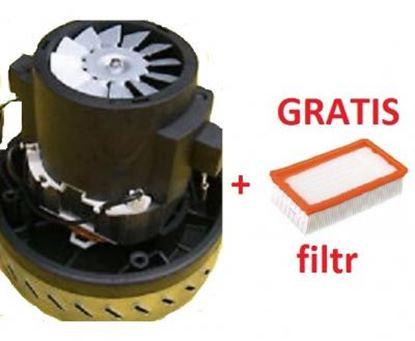 Image de Sací motor turbína vysavač Flex S 34 S34 a filtr nahradí original AKCE