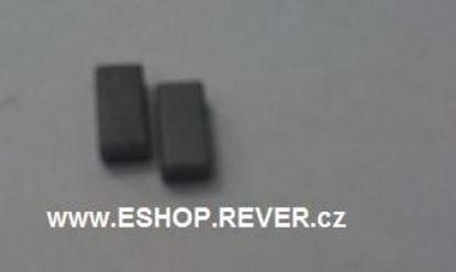 Image de Uhlíky 2,5 x 4 x 8 mm elektromotorů vysavač domácí spotřebiče