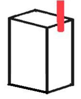Picture of uhlíky 5,3x7,1x12mm elektromotor 12V 24 aku ventilátor stěrače klima topení vrata carbon