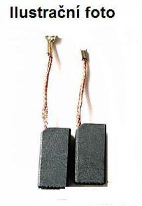Picture of uhlíky do Bosch PKS 54 CE úhlová bruska sada uhlíků