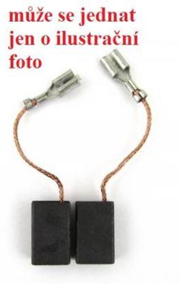 Image de uhlíky do MILWAUKEE PPH 24E PPH-24X2E nahradí original 5x8mm