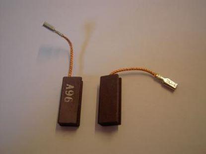 Obrázek uhlíky do stroje Bosch GBH 2 24 DS kartáče 1 kompl. sada