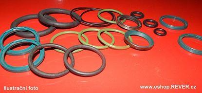 Image de těsnění těsnící sada sealing kit pro válec pístnice hydraulického výsuvu do Hitachi EX300-5 EX330-5 EX350-5 EX370-5 (HHDKLC) (76686)