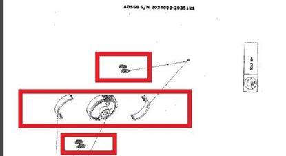 Picture of kompletní odstředivá spojka original Ammann ABS68 ABS 68 vibrační pěch