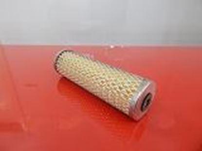Image de palivový filtr pro Bomag vibrační deska BPR 55D motor Hatz E780