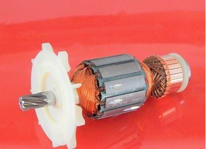 Bild von Anker Rotor HILTI TE 30C TE30 C TE30C TE 30 C ersetzt original (ekvivalent) Wartungssatz Reparatursatz Service Kit hohe Qualität Ölfüllung und Kohlebürsten GRATIS