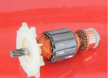 Image de ancre rotor HILTI TE 300 TE300 TE300 ATC remplacer l'origine / kit de service de maintenance de réparation haute qualité / balais de charbon et huile gratuit
