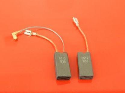 Image de Sada uhlíků do HILTI TE704 TE 704 uhlíky uhlík druhy konektor kohlebürsten carbon brushes