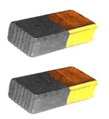 Image de Collomix uhlíky RGE 100 1000 nahradí original sada co124 PC002 Perles S558A BRE5-813 bruska HSW 126 125 RGE100 1000 Kohlebürsten carbon brushes replace origin 018770210