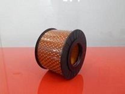 Picture of vzduchový filtr do BOMAG BPR 60/65D 60/65 D motor Hatz 1B40 nahradí original luftfilter air filter filtre filtrato