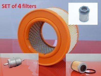 Image de sada filtrů do vibrační desky Bomag BPR 65/70D s mot. Hatz 1D81Z BPR65/70D