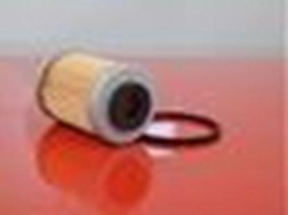 Obrázek olejový filtr pro Bomag vibrační deska BPR 80/60 motor Hatz 1D80S vibrační deska (34136) BPR80/60