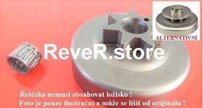 """Picture of 3/8"""" 6Z rever řetězka nová verze 66 mm pro Husqvarna 242"""