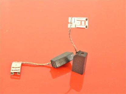 Picture of Uhlíky Bosch AKE30B AKE35B AKE40B AKE300B AKE350B AKE400B carbon brushes kohlebürsten