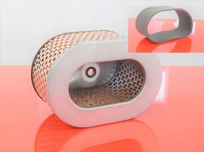 Image de vzduchový filtr a před filtr do Ammann ADS70 motor Yanmar nahradí original 1ks air luft filter OEM kvalita